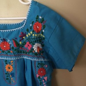 Other - Handmade Embroidered Dress